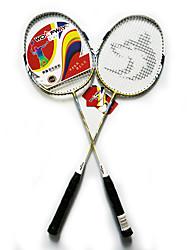 Raquetes para Badminton Durabilidade Leve Um Par para