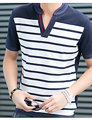 Male short-sleeved t-shirt