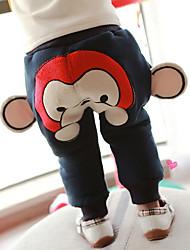 Pantaloni Da ragazzo Casual Geometrica Inverno