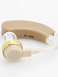 X-186 Best Digital Hearing Aids Volume Adjustable Tone Hang Ear Sound Amplifier Audiphone