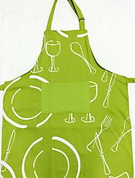 Haute qualité Cuisine Tabliers Protection,Tissu