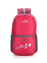 15 L Велоспорт Рюкзак рюкзак Многофункциональный Красный