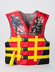 Dive & Sail® Crianças 1mm Roupas de mergulho Impermeável Neoprene Fato de Mergulho Sem MangasColete Salva-Vidas Conjuntos de