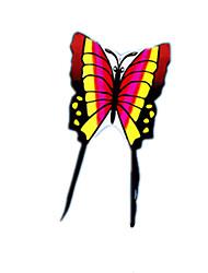 kites Borboleta Policarbonato Tecido Criativo Unisexo 5 a 7 Anos 8 a 13 Anos 14 Anos ou Mais