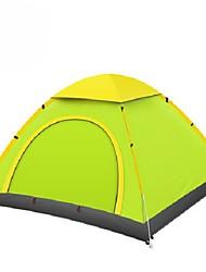 2 personnes Unique Une pièce Tente de campingRandonnée Camping Voyage-Vert Bleu