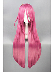 Long Straight NO GAME NO LIFE-Gabriel Rose-Red 40inch Anime Cosplay Wig CS-185D