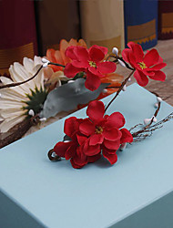 Basketwork Fabric Headpiece-Wedding Special Occasion Flowers 1 Piece