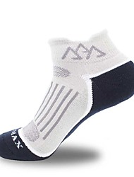 Men's Socks Camping / Hiking Hunting Exercise & Fitness Running Breathable Soft Low-friction Comfortable