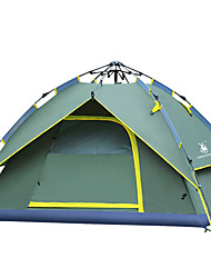 3-4 persons Tent Double Camping Tent Portable-Camping Traveling