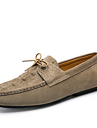 Мужская обувь для катания весна осень мокасины комфорт свиная кожа открытый кабинет&Карьера участника&Вечер