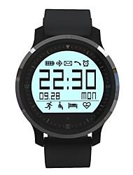 1.1inch mtk2502 montre intelligente ip67 étanche Moniteur de fréquence cardiaque Podomètre colck montres pour Smartphone Android ios