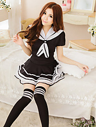 Cosplay Costumes Party Costume Student/School Uniform Career Costumes Festival/Holiday Halloween Costumes Patchwork DressHalloween
