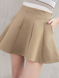Sign 2017 spring and summer high waist skirt umbrella skirt tutu skirts