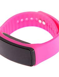 Unissex Relógio de Moda Digital Plastic Banda Cores Múltiplas