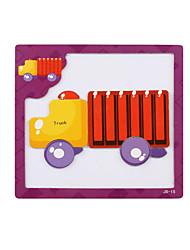 Puzzles Puzzles 3D Blocs de Construction Jouets DIY  Camion Loisirs