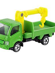 Veiculo de Construção Carrinhos de Fricção Plástico Verde