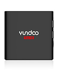 YUNDOO Y6 Amlogic S905X Android TV Box,RAM 2GB ROM 8GB Quad Core WiFi 802.11n Bluetooth 4.0