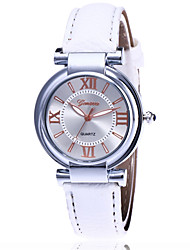 New Brand Women Luxury Dress Watches Leather Strap Fashion Quartz Watch Student Wristwatches Ladies Hours