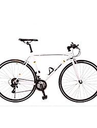 Bikes Cruiser Ciclismo 21 velocidade 26 polegadas/700CC Shimano Freio em V Sem Amortecedor Sem Amortecedor Anti-Escorregar Comum Aço