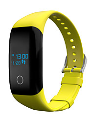 YYVX11 Smart Bracelet / SmarWatch /Heart Rate Monitor Smart Bracelet Wristband Sleep Monitor Pedometer Bracelet IP67 Waterproof for IOS Android phone