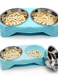 Cat Dog Bowls & Water Bottles Pet Bowls & Feeding Waterproof Casual/Daily