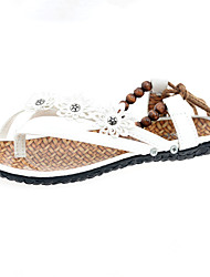 Fine with low cross combination with clip toe contracted sandals for women's shoes