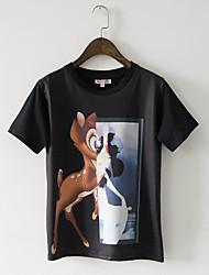 2014 vous le même tee-shirt de cerf-cerf aux étoiles