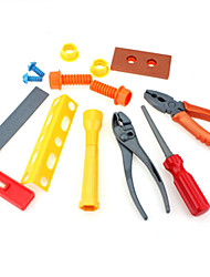 Pretend Play Construction Tools Square ABS Children's 5 to 7 Years 8 to 13 Years