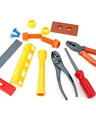 Brinquedos de Faz de Conta Ferramentas de Construção Quadrangular ABS Crianças 5 a 7 Anos 8 a 13 Anos