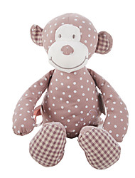 The French Baby Newborn Baby Soothing Toy Cloth Baby Monkey