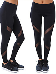 Yoga Pants Tights Breathable Stretch Soft Comfortable Natural High Elasticity Sports Wear Women's Yoga
