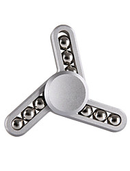 Hand Spinner Leisure Hobby Speed Carrying Triangle Metal Aluminium