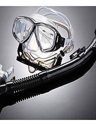 Schnorchel Wasserfest Sicherheits Ausstattung Tauchen und Schnorcheln Silikon