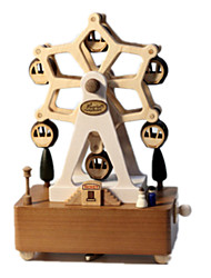 Music Box Canon Special Wood Coffee