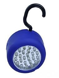 Lanternas e Luzes de Tenda LED Lumens Modo AAA Fácil de Transportar Campismo / Escursão / Espeleologismo Uso Diário Exterior Plástico