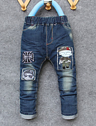 Boys' Casual/Daily Solid Jeans Spring Fall