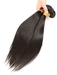 8A Grade Peruvian Virgin Hair Straight 3 Bundle Deals Human Hair Bundles Peruvian Straight Hair Peruvian Hair Weave Bundles