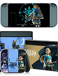 Nintendo Switch Foil Game Consoles Color Stickers Stickers Random Delivery