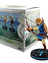 Figure Anime Azione Ispirato da The Legend of Zelda Link PVC 32 CM Giocattoli di modello Bambola giocattolo