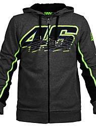Valen Rossi VR46 Hoodies Sweatshirts Men's Clothing Motorcycle Jackets