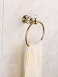 Towel Ring / ChromeBrass
