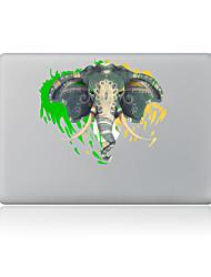 1 ед. Защита от царапин Слон Прозрачный пластик Стикер для корпуса Узор ДляMacBook Pro 15'' with Retina MacBook Pro 15 '' MacBook Pro