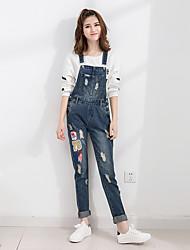 знак не нового печати свободного ветра колледжа дан мыть джинсовые брюки женщины Жгут ремень