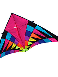 kites Triângulo Náilon Clássico e Intemporal Unisexo 5 a 7 Anos 8 a 13 Anos