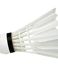 badminton Peteca com Penas Peteca de Badminton Durabilidade para Penas de Pato