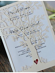 Love Tree Wedding Invitation Baby Shower Invitations - Set of 50