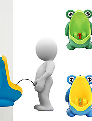 1Pcs  Frog Children Potty Toilet Training Kids Urinal For Boys Pee Trainer Bathroom