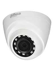 Dahua® HAC-HDW1000R 1MP HDCVI IR Eyeball Dome Camera with 720P and 3.6mm Fixed Lens Night Vision