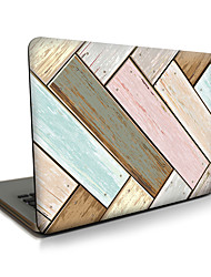 Para macbook air 11 13 / pro13 15 / pro con retina13 15 / macbook12 cuadrados de costura descrito apple laptop case