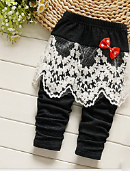 Baby Casual/Daily Print Pants,Cotton Summer
